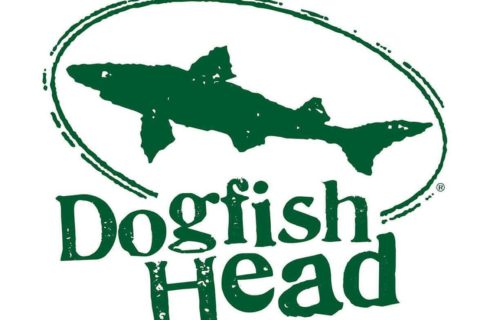 Dogfish head green logo