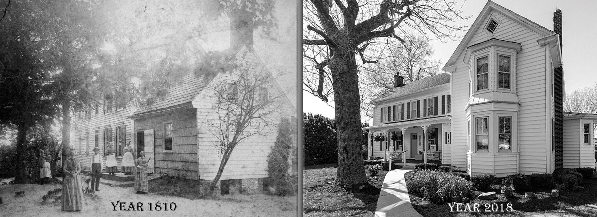 1810 house vs 2018
