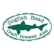 Dogfish Head brewery Logo with their shark on it