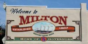 Milton Sign est 1809