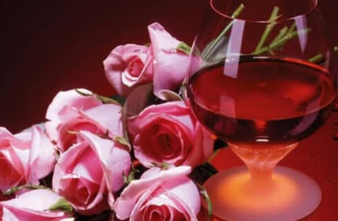 Wine and Roses Red